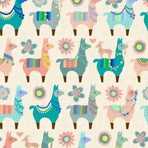 Llama Fun Large