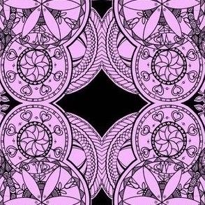 Pink Wheels