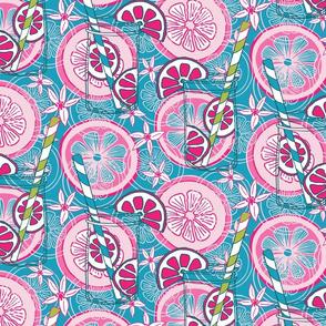 Pink, pink, pink Lemonade