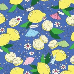 Sunshine, Happiness, and Lemonade