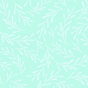 Minty Green Sprigs