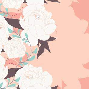 Spring Tea Garden Pink