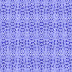 starry periwinkle lace