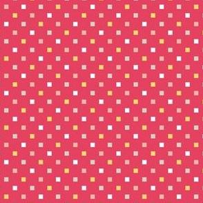 Mini Squares Raspberry (Elementary)