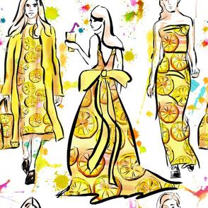 fashion lemon