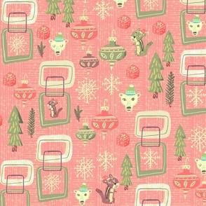 Jolly holiday   pink