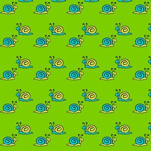snegler_grønn
