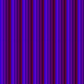 Purple Yo-yo Stripe
