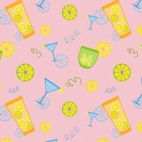 Lemonade-pink