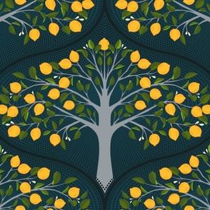 Midnight Lemon Trees