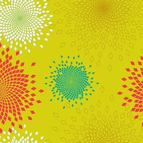 Fibonacci's Exploding Garden