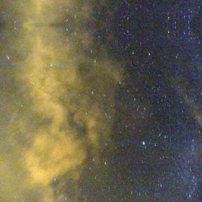 Night Sky No. 4
