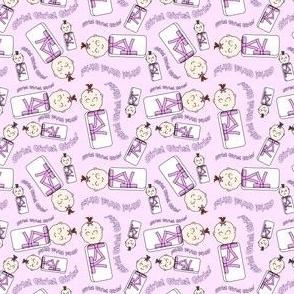 Baby Girls Fabric #2