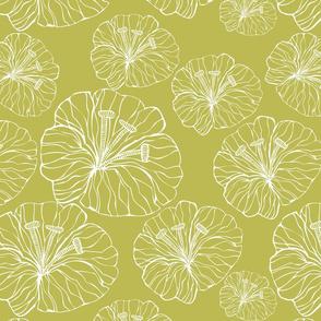 green_flowers_inwhite