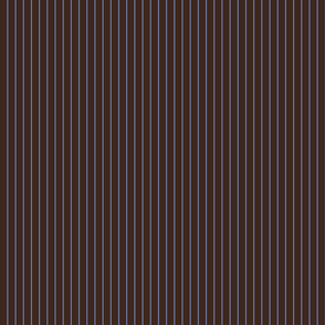Brown and Blue Pinstripes