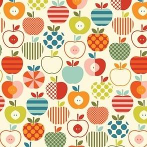 Colorful Scandinavian Apples