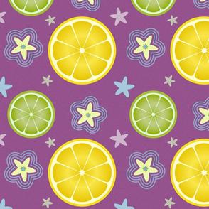 Lemon Simple: Purple