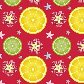 Lemon Simple: Red