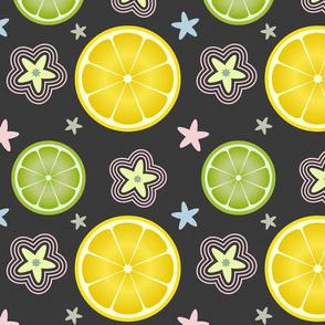 Lemon Simple: Charcoal