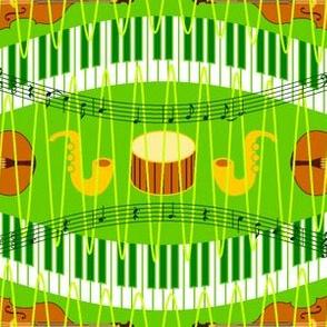 fresh grass-roots jazz music