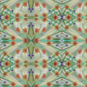 Flowers_in_the_Grass_Fabric