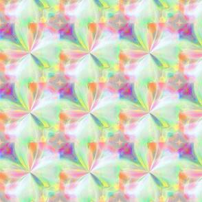 Tropical batik