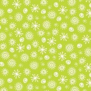 Atomic Robot (Green)