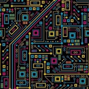 Short Circuits (Tri-Color)