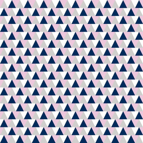 triangles_navy_pink_grey_white_1inch