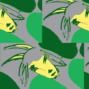 Fashion Goat/Emerald