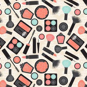 a stylish make up bag