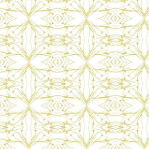 Dandelions (Pale Ecru)