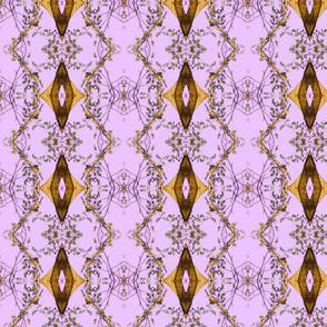 Birds & Branches (Diamond Purple)