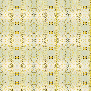May Flowers (Gold)