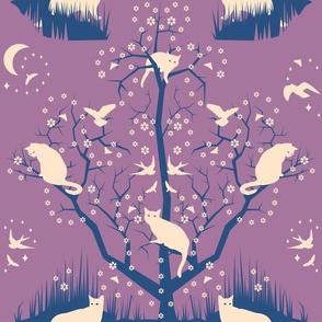 twilight tomcats_purple