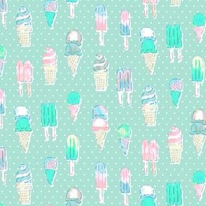 Nice Ice Creams - Mint