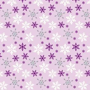 snowflakepurple