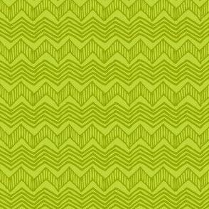 Robot Waves (Green)