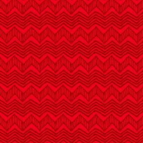 Robot Waves (Red)