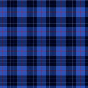 """MacKay blue tartan, 4"""""""