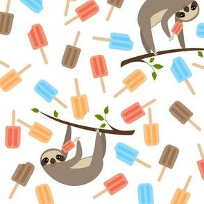 Summer Sloths