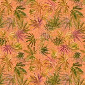 420 Leaf Swirl