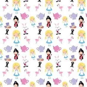 Wonderland Mix Up Small