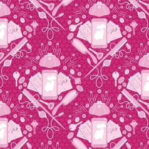 Cached, Pink