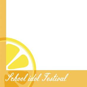 school idol fruits - shirt design