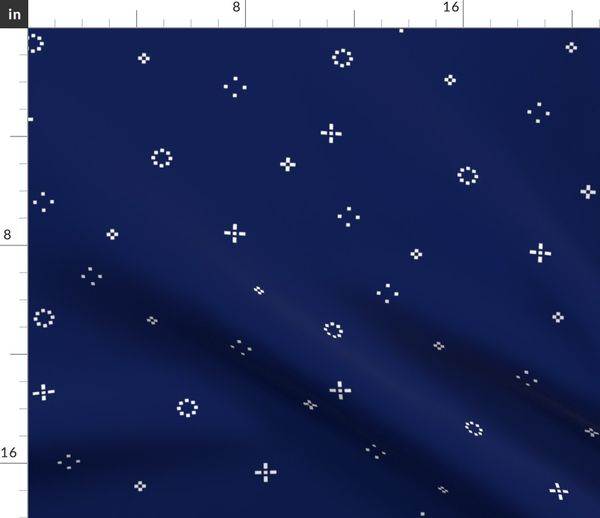 Fabric by the Yard Nyan Cat Fabric Background for Pop Tart Fans