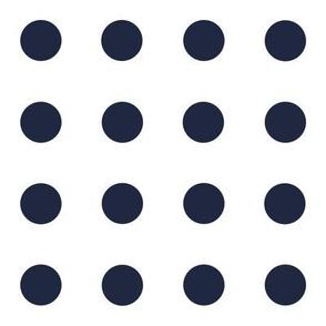 Ara Dot large in white
