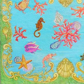 Shagreen-Coral