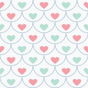 Lovey-Dovey Scallops