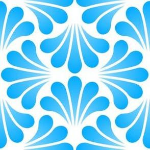 splash 4gX_ : turquoise blue